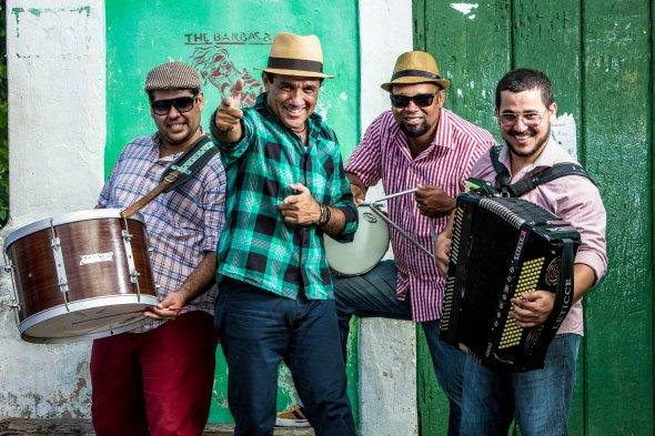 Josildo Sá se apresenta acompanhado de trio de sanfona, zabumba e triângulo Créditos: Divulgação/ Moove Comunicação