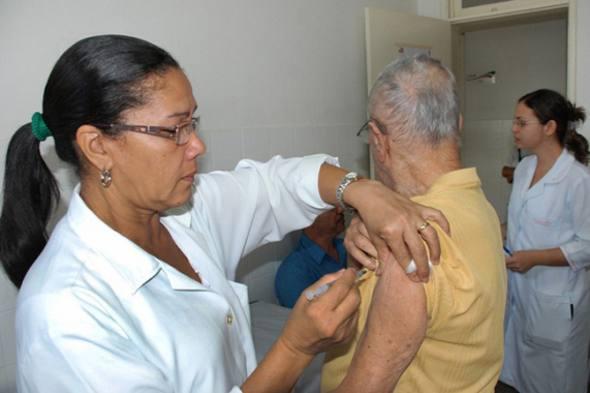 Vacinação/Divulgação