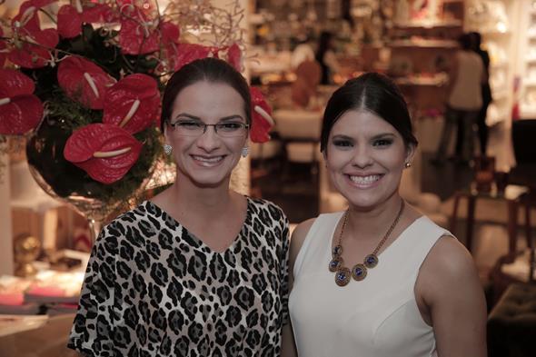 Dani Cantarelli e Priscila Borba. Crédito: Gleyson Ramos