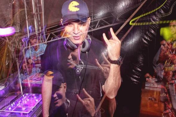 DJ Felipe Machado. Crédito: Divulgação