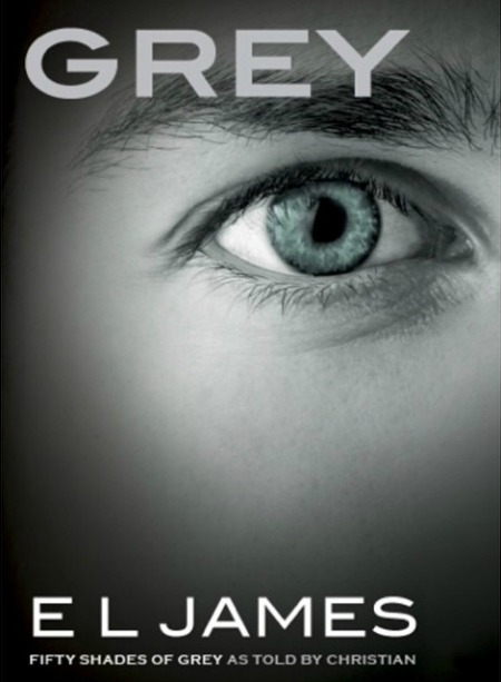 """Capa do livro """"Grey"""", de E.L. James. Crédito: Reprodução Instagram"""