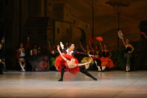 Créditos: Divulgação/Russian State Ballet
