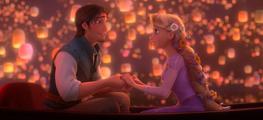 Eugene e Rapunzel vão viver grandes aventuras na série Créditos: Reprodução internet