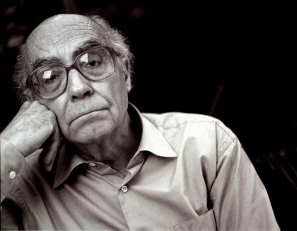 José Saramago Créditos: Reprodução internet