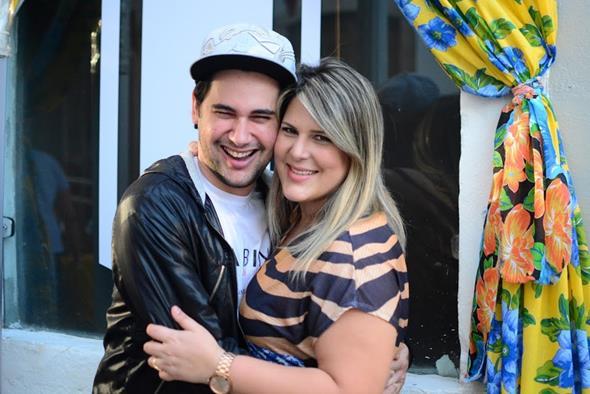 Dario Shoupaiwisky e Bianca Branco Créditos: Gabriel Pontual/Moove Comunicação