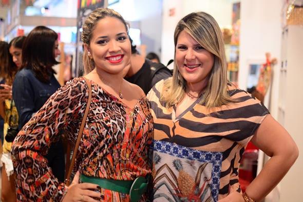 Leticia Porto e Bianca Branco Créditos: Gabriel Pontual/Moove Comunicação