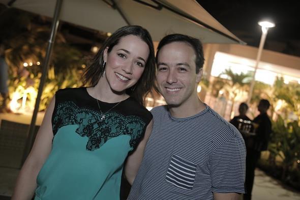 Bruna Lobo e Vitor Almeida Créditos: Gleyson Ramos/ Divulgação