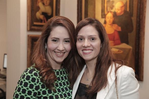 Brenda Carneiro e Paula Carneiro Créditos: Gleyson Ramos/Divulgação