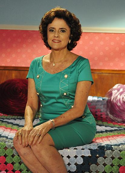 Marieta Severo cotada para protagonizar Dilma nas telonas - Crédito: Estevam Avellar/TV Globo.