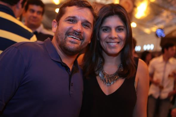Biba Fernandes e Manuella Lisboa Fotos: Rafa Medeiros e Renato Spencer