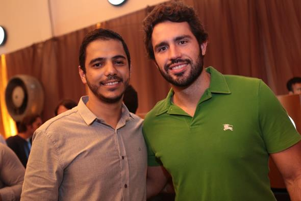 Eduardo Farias e Iran Peixoto Fotos: Rafa Medeiros e Renato Spencer