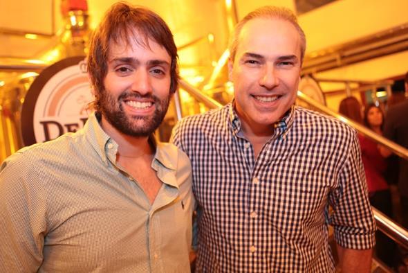 Jorge Peixoto e João Marinho Fotos: Rafa Medeiros e Renato Spencer