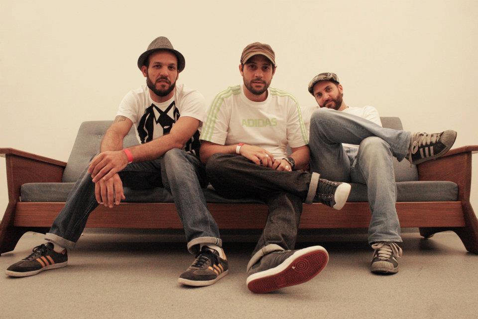 A banda Dizmaia é uma das atrações da noite Créditos: Divulgação