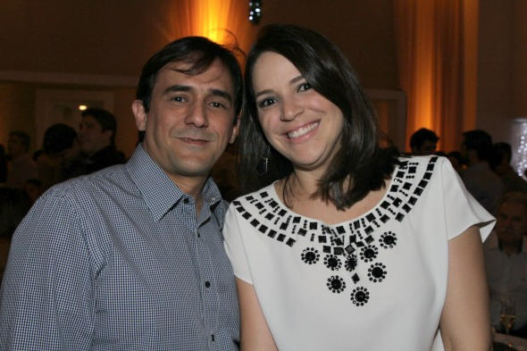 Alexandre Gabriel e Roberta -   Crédito: Roberto Ramos/DP/D.A Press