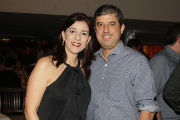Ana e Alexandre Rebelo- Crédito: Roberto Ramos/DP/D.A Press