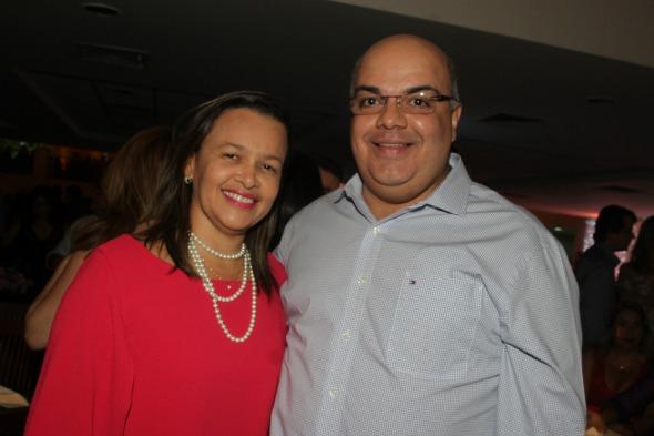 Flavia Torres e Yuri Romão - Crédito: Roberto Ramos/DP/D.A Press