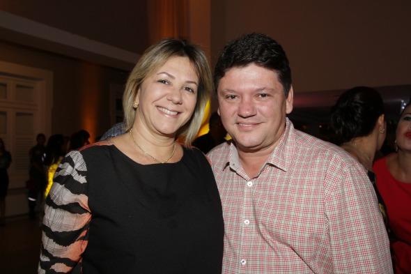 Maria Eduarda e Sileno Guedes -  Crédito: Roberto Ramos/DP/D.A Press