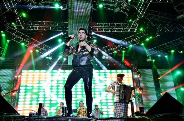 Gabriel Diniz - Crédito:  João Vitor Alves/Divulgação