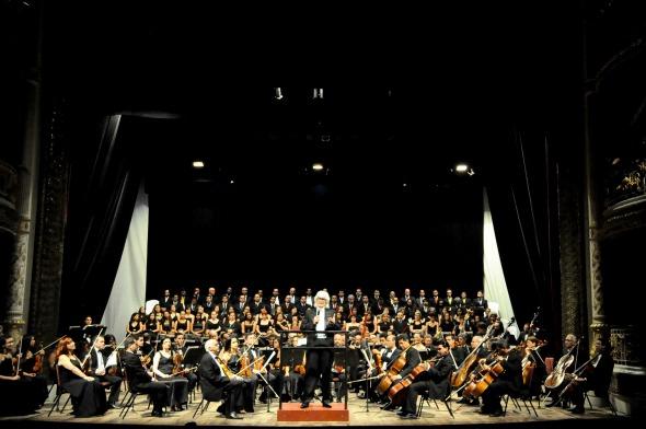 Concerto da Orquestra Sinfônica do Recife - Créditos: Inaldo Menezes/ Divulgação