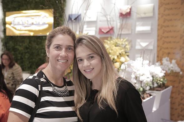 Daniella Abreu e Jacqueline Abreu. Crédito: Gleyson Ramos/Divulgação