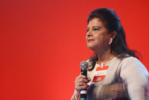 Luiza Trajano, do Magazine Luiza - Crédito: Guilherme Verissimo/Esp DP/DA Press