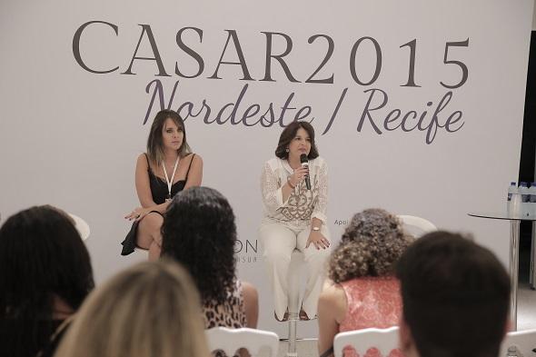 Samara Costa e Jacqueline Mikahil. Crédito: Gleyson Ramos/Divulgação