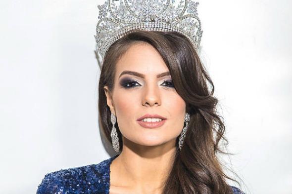 Melissa Gurgel - Miss Brasil 2014. Crédito: Divulgação
