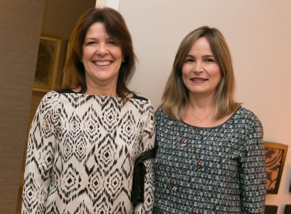 Maria Helena Reis e Suely Renda - Crédito: Tatiana Sotero/DP/D.A Press