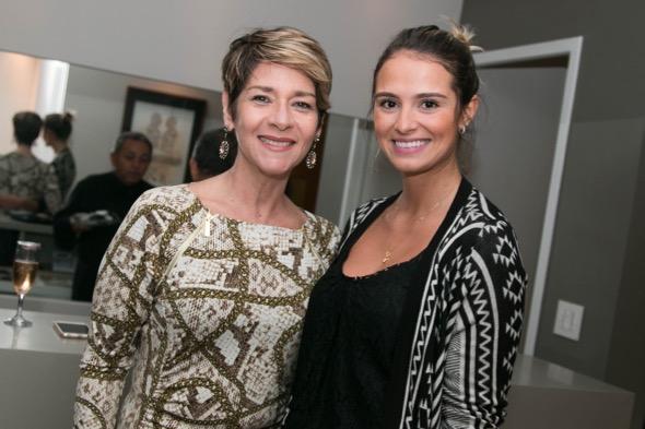 Carlota Guerra e Bruna Rufino - Crédito: Tatiana Sotero/DP/D.A Press