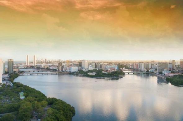 Recife sob as lentes de Thiago Medeiros. Crédito: Thiago Medeiros
