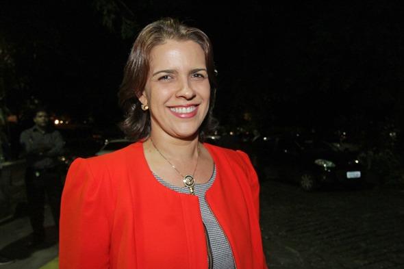 Cristina Melo  Credito: Roberto Ramos/DP/D.A Press.