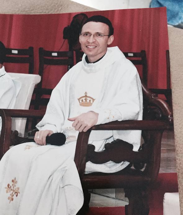 Padre Cosmo/Fernando Machado/Divulgação
