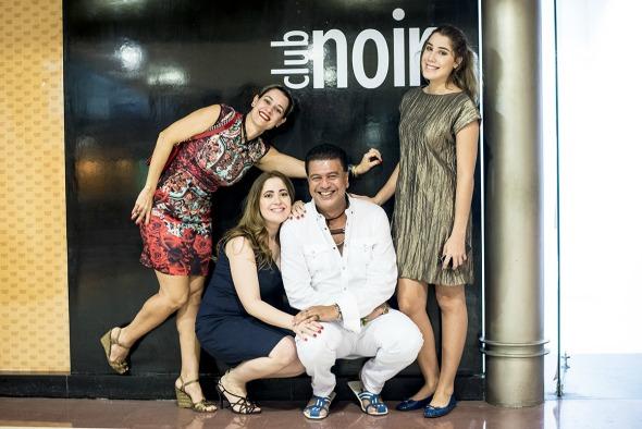 Sandra Janguiê, Flávia Azevedo, Marcos Sales e Elora Janguiê - Crédito Diego Nóbrega/Divulgação