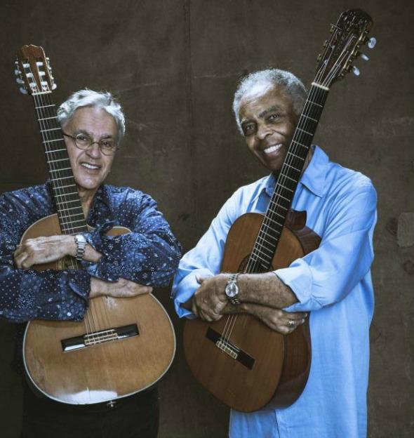 Caetano Veloso e Gilberto Gil - Foto: Divulgação / CP