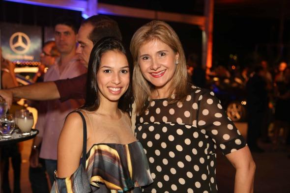 Carol Santoro e Suely Miranda. Crédito: Guilherme Paiva