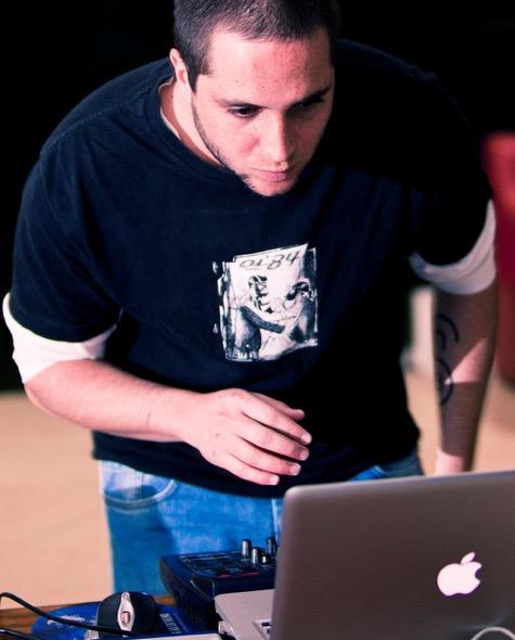 DJ L_CIO Créditos: Divulgação