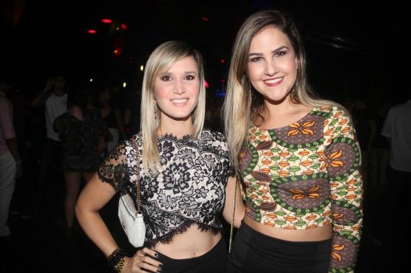 Flavia Campos e Renata Berman - Crédito: Vinicius Ramos/Divulgação