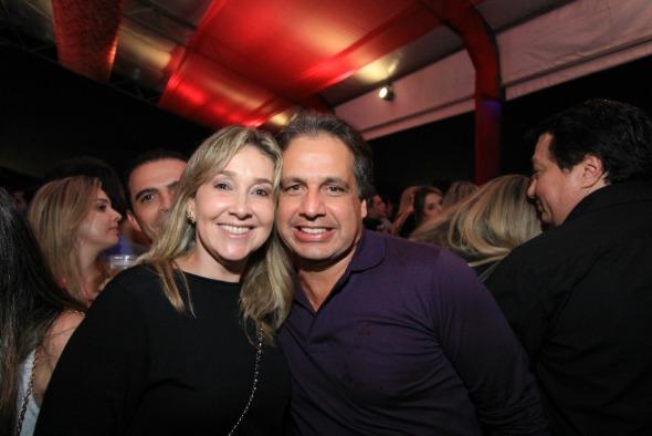Silvana e Sergio Arruda - Crédito: Luiz Fabiano/Divulgação