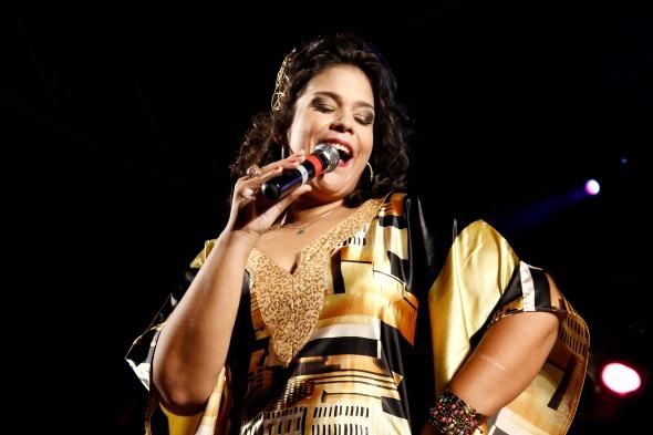 Adriana B Créditos: Divulgação da cantora