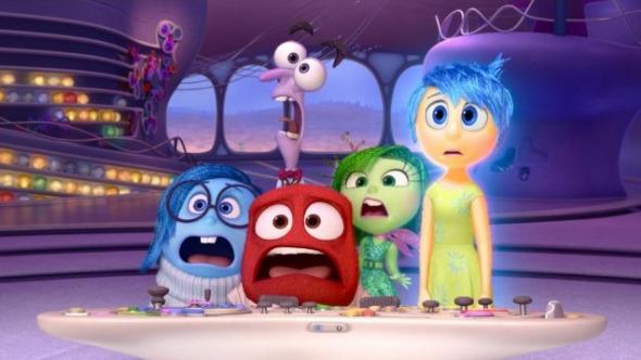 """Cena do filme """"Divertidamente"""". Crédito: Reprodução/Disney/Pixar"""