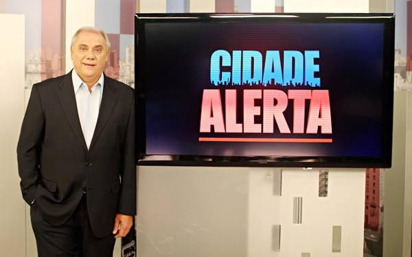 Marcelo Rezende/TV Record/Divulgação
