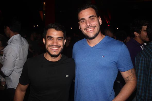 Toni Souto e Matheus Marinho Créditos: Vinicius Ramos/ Vagalume Comunicação
