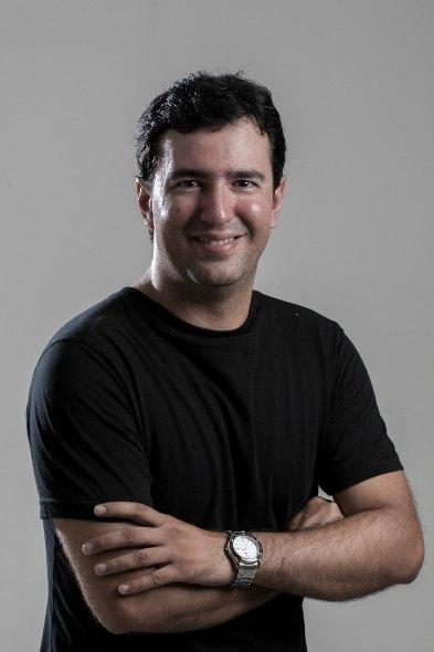 Filipe Falcão é jornalista. Crédito: Arquivo pessoal