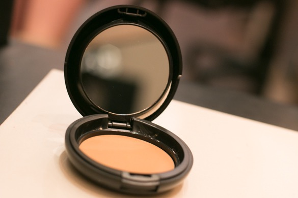 As marcações foram feitas com o Cream Powder Bronzer, da Contém 1g - Crédito: Tatiana Sotero/DP/D.A Press
