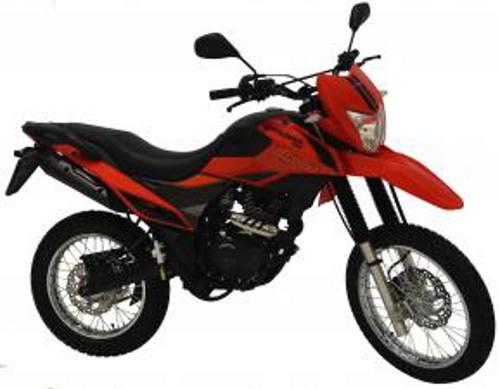 Moto Shineray/Divulgação