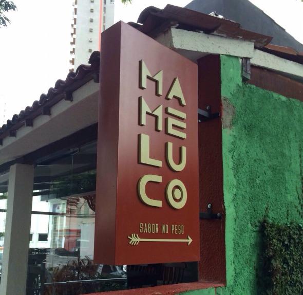 O restaurante está localizado onde era o Othelo Bistrô, próximo ao MC Donalds da 17 de Agosto Créditos: Reprodução Instagram