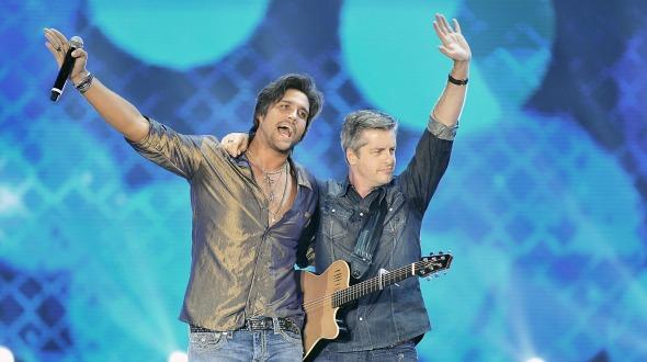 Victor e Leo - Crédito: Reinaldo Marques/TV Globo