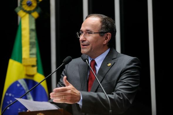 Douglas Cintra - Crédito: Moreira Mariz/Agencia Senado
