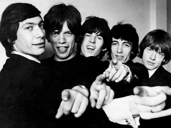 Os Rolling Stones vão ganhar uma mega exposição em Londres Créditos: Divulgação
