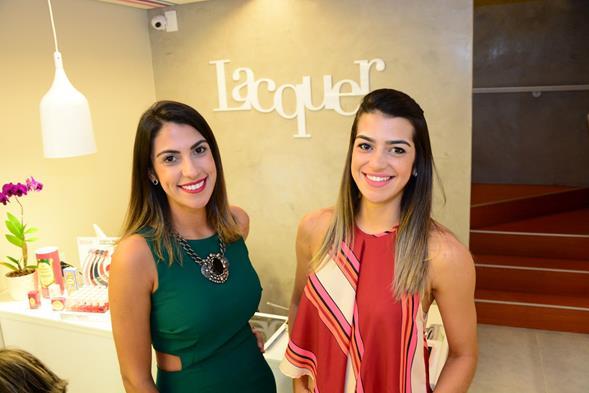 Rafaela Lucena e Manuela Souza. Crédito: Gabriel Pontual/Divulgação